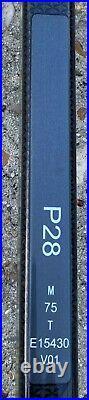 CCM RibCor Trigger2 PMT Pro Stock Hockey Stick Grip 75 Flex Right P28 8255