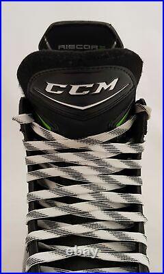 CCM Ribcor 80K Senior Ice Hockey Skates-10.0-EE Sharpened