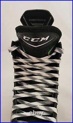 CCM Ribcor 80K Senior Ice Hockey Skates-8.5-D Sharpened
