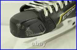 CCM Super Tacks 9380 Goalie Ice Hockey Skates Senior Size 9.5 D (1019-0837)