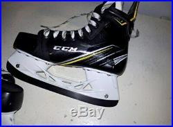CCM Super Tacks AS1 Ice Hockey Skates Senior Size 5.5 EE