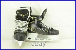 CCM Super Tacks AS3 Ice Hockey Skates Senior Size 6.5 D (0422-2799)