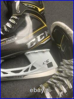 CCM Super Tacks AS3 Ice Hockey Skates Senior Size 7.5 D (0209-2017)