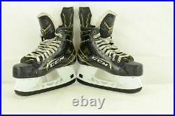 CCM Super Tacks AS3 Pro Ice Hockey Skates Senior Size 7.5 D (0225-2144)
