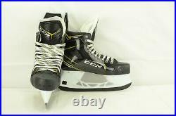 CCM Super Tacks AS3 Pro Ice Hockey Skates Senior Size 8.5 D (1124-1258)