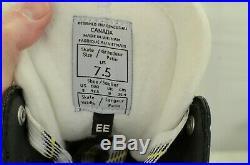 CCM Tacks 9060 Ice Hockey Skates Senior Size 7.5 EE (0330-C-T9060-7.5EE)