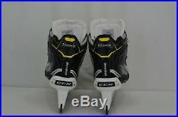 CCM Tacks 9080 Goalie Ice Hockey Skates Senior Size 8.5 D (0718-C-9080G-8.5D)