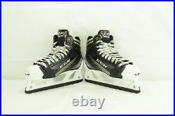 CCM Tacks 9080 Goalie Ice Hockey Skates Senior Size 9 D (0905-0320)