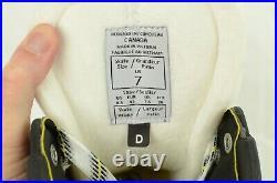 CCM Tacks 9380 Ice Hockey Skates Senior Size 7 D (1015-0769)