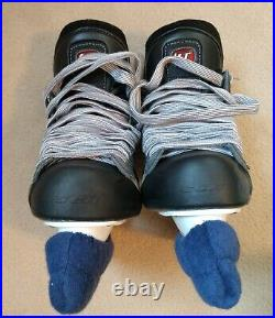 CCM U+ 12 Senior Size 10.5 D Ice Hockey Skates E PRO