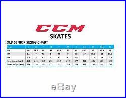 CCM Ultra Tacks Ice Hockey Skates Senior Brand New