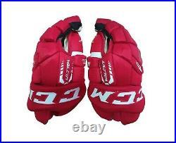 CCM Ultra Tacks Senior Ice Hockey Gloves, Inline Hockey Gloves