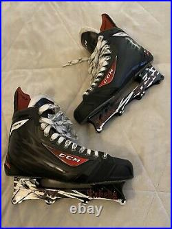CCM rbz inline roller hockey skates Senior Size 12 EE Excellent Condition
