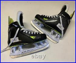 Graf G9035 Ice Hockey Skates SENIOR SR 8 D Regular NEW SWISS MADE