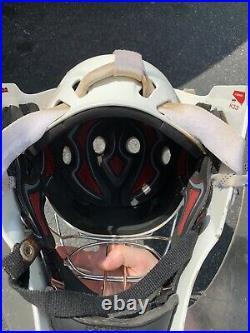 Hockey goalie helmet CCM 9000 Senior Helmet