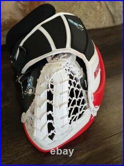 Ice Hockey Goalie Gloves, Vaughn Velocity VE8XFP Senior Blocker / V8Int Trapper