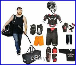 Ice Hockey Starter Set Bauer S18 10 Pieces Adult Senior