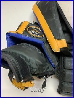 John Brown Jbelite Pro Ice Hockey Goalie Chest & Arm Protector Senior Large