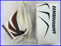 MISMATCH SPECIAL New Hockey Goalie Senior Blocker Catcher Glove Set Warrior sr