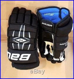 NEW Bauer Nexus 1000 Mens Hockey Gloves Senior Adult 14 (Black) 14.0 BRAND NEW