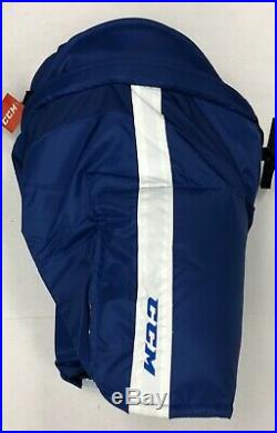 New CCM HP35 Toronto Maple Leafs Pro Stock/Return Hockey Pants Senior Medium CX