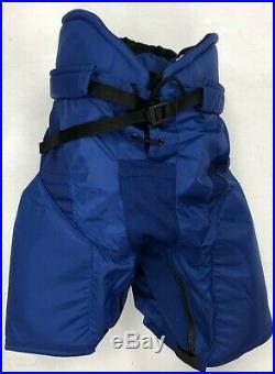 New CCM HP35 Toronto Maple Leafs Pro Stock/Return Hockey Pants Senior XL +1 CX