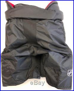 New CCM HP70 Ottawa Senators Pro Stock/Return Hockey Pants Senior Large Black sr