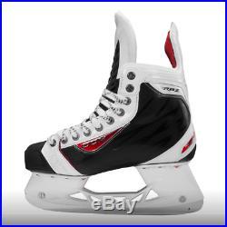 New CCM RBZ Pro White Senior Ice Hockey Skates size 12.0 D Mens 12 sr skate men