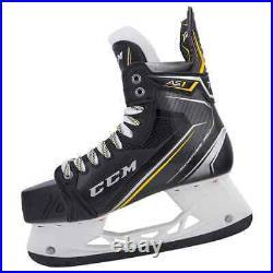New CCM Super Tacks AS1 Ice Hockey Player Skates Senior 6.5 EE wide width skate