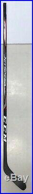 New Evgeni Malkin CCM Jetspeed FT2 Pro Stock hockey stick LH 105 flex Gino 62