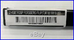 New Filip Forsberg CCM Ribcore Trigger 3 Pro Stock hockey stick RH 90 flex Preds