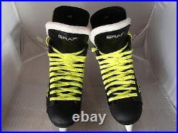 New Graf G335s Supra Senior Hockey Skates SIZE 8 R
