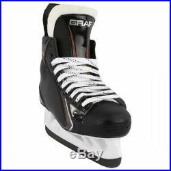 New Graf PK4400 PeakSpeed senior size 12 D men's skates ice hockey Sr mens skate