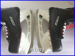 New-In-Box 17 Bauer Vapor 1X Senior Ice Hockey Skates 10 D 1050359