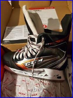 New In Box CCM JetSpeed Senior FT460 Ice Hockey Skates Size 8D