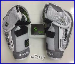 New Reebok 20K Long Pro Stock NHL elbow pads Sr. Medium size senior M ice hockey