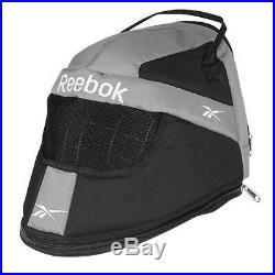 New Reebok 9K Pro goalie mask helmet senior large black RBK goal mens ice hockey