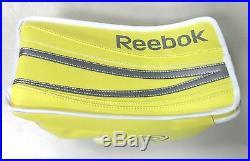 New Reebok Premier 4 Pro senior ice hockey goalie blocker glove yellow regular