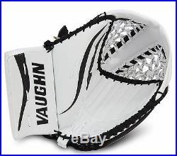 New Vaughn LT88 senior ice hockey goalie catcher glove goal white black sr. Reg