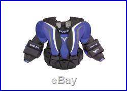 New Vaughn V6 1000 Pro Senior XL ice hockey goalie chest and arm protector SR