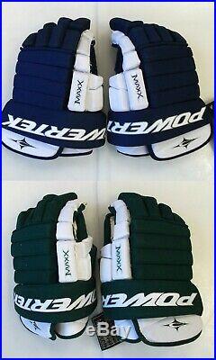 New senior ice hockey pants gloves shin elbow shoulder pads Sr set equipment kit