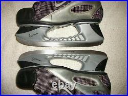 Nike Zoom Air Ice Hockey Skates Men's Size 9 Great Shape Gretzky Federov Style