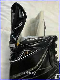 Pro Stock Bauer 1s Pro Senior Skates Size 10d New