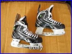 Reebok 18K DSS Men's Size 8 Ice Hockey Skates Pump, no foot bed liner