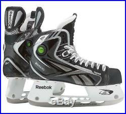 Reebok 18K Senior Pump Ice Hockey SR Skates Size 11D US 12.5 EUR 46 FAST SHIP