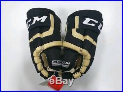 Senior Ice hockey gloves CCM PRO STOCK SR 15 Pittsburgh Penguins NEW
