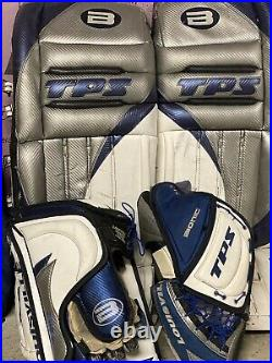 Senior TPS Louisville Bionic Ice Hockey Goalie Equipment