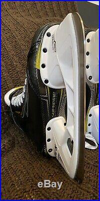 Size 8 Bauer Supreme 2S Senior Ice Hockey Skate Size 8 D Regular (SHOE Size 9.5)