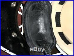 Sportmask Mage RS Senior Msdium Ice Hockey Goalie Mask WithTim Thomas Cheater Mask