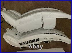 Vaughn SLR2 Senior Goalie Leg Pads 33+2
